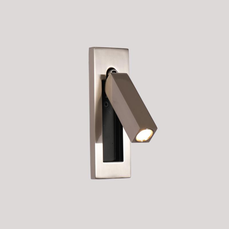 Uno Bh 001d Satin Nickel Recessed Hotel Design Guestroom